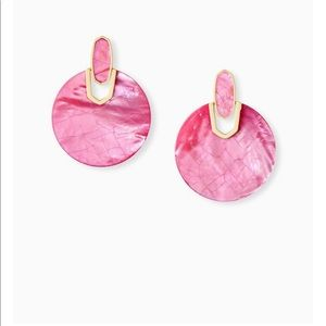 Kendra Scott Didi earrings in Azalea illusion
